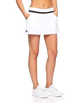 adidas Club Skirt Falda de Tenis, Mujer: Amazon.es: Deportes y aire libre