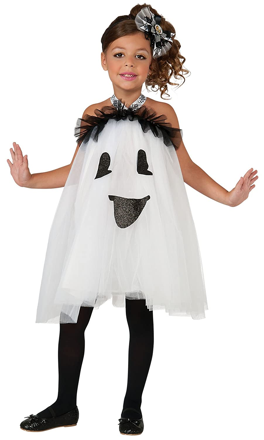 Amazon.com: Rubies Ghost Tutu Dress Costume, Toddler: Toys & Games