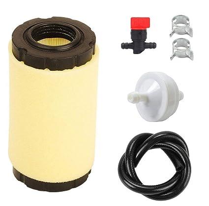Amazon.com: HIFROM 793569 - Filtro de aire 793685 pre filtro ...