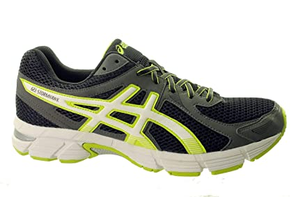 ASICS Gel-STORMHAWK T41VQ-9005 - Zapatillas de Running para Hombre, Color Negro