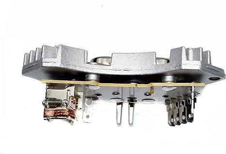 Citroens Xantia Berlingo Picasso 406 644178,698032 Nuovo resistore del ventilatore del motore del riscaldatore per Peugeots 509178 644178AB