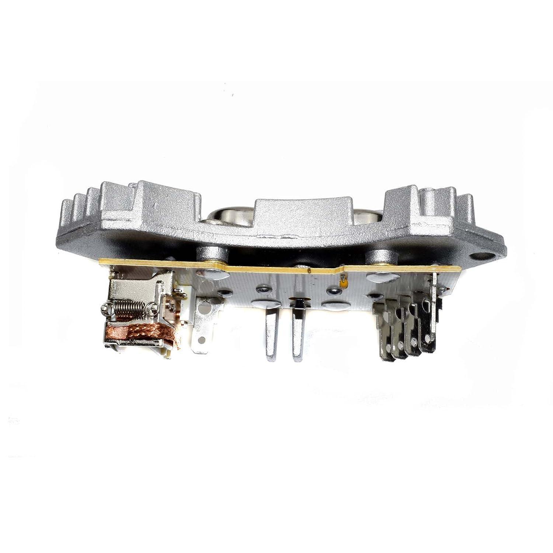 Regulador de resistencia del motor del ventilador para Citroens AX ZX XM Berlingo Xantia Saxo Xsara Peugeots 106 405 406 605 644178AB 847283W