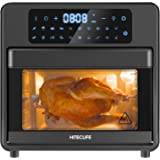 Air Fryer Toaster Oven 20-in-1,16 Quart Airfryer Oilless Cooker,Airfryers,Rotisserie,Air Fry,Roast,Bake,Reheat and Dehydratio