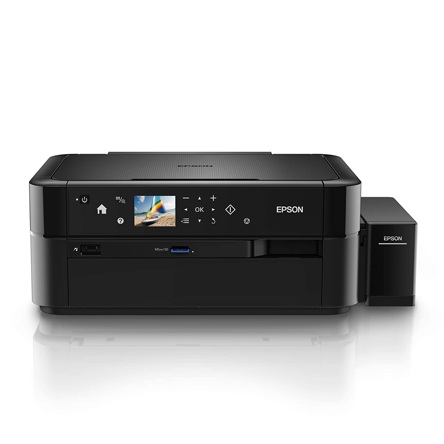Buy Epson L850 Multi Function Printer Black Online At Main Board L805 Wifi Low Prices In India Reviews Ratings