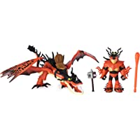 How to Train Your Dragon Toy- Dragon and Viking Figure - Hookfang and Snotlout, Toys for Boys, 4 Years & Above, Action Figures