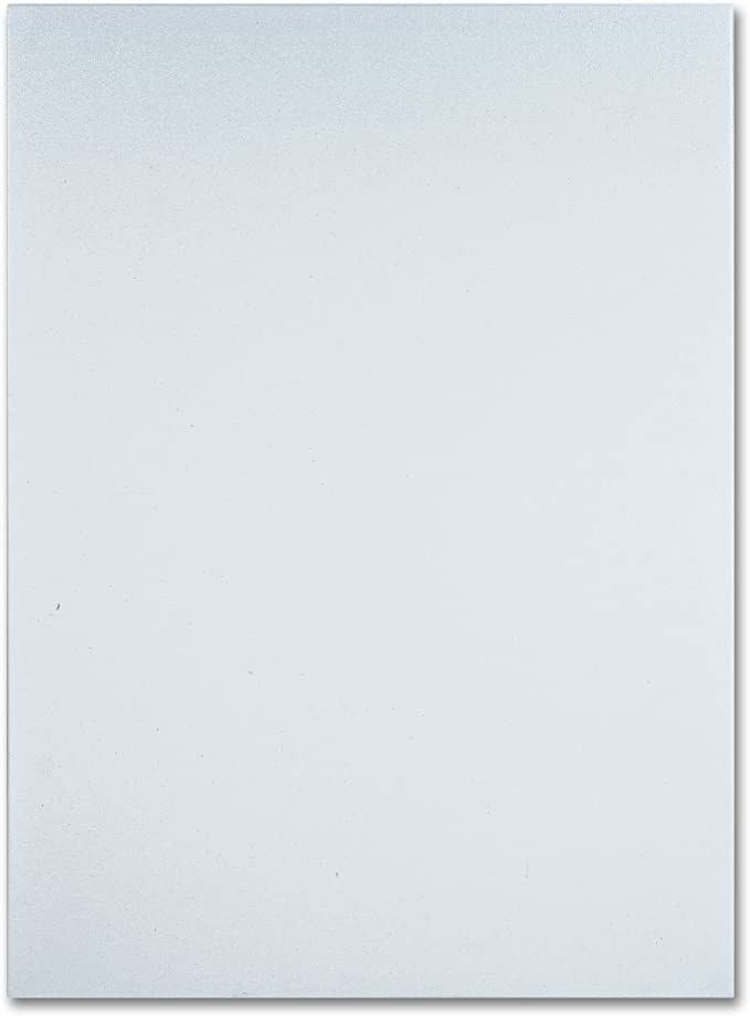 Blank Artist Canvas Art Board Plain Painting Stretched Framed White Large 40x50c