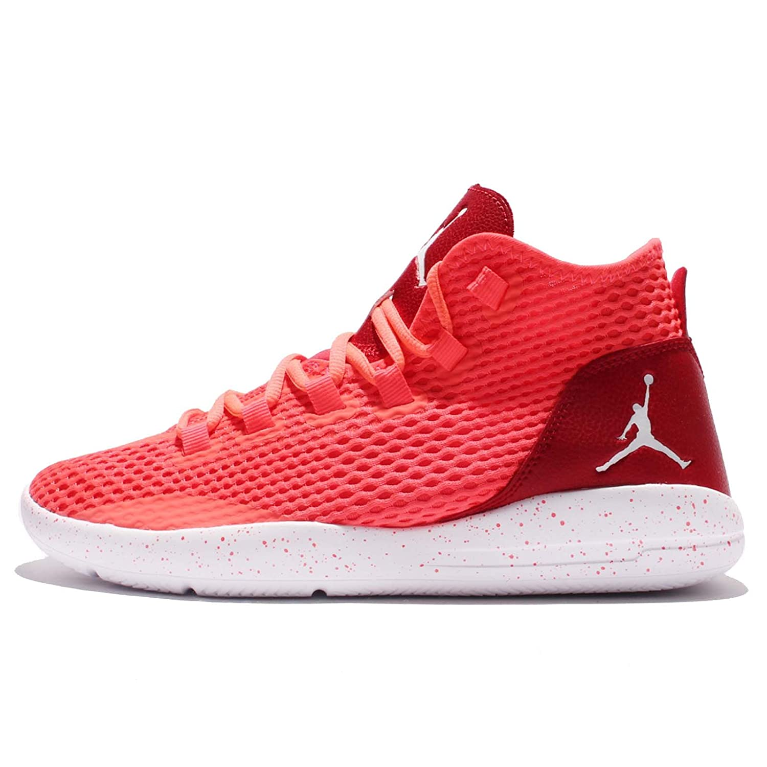 Infrared 23 Gym Red White Jordan Nike Men's Reveal Basketball shoes