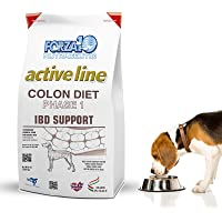 Forza10 Active Colon Support Diet Phase 1 Dry Dog Food, Helps Dogs with Diarrhea, Colitis and Constipation, Wild Caught…