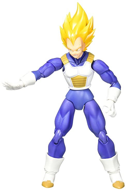 Bandai Tamashii Nations Sh Figuarts Dragon Ball Z Super Saiyan Vegeta Premium Color Edition