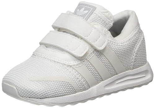 adidas Los Angeles CF, Alpargatas Unisex bebé: Amazon.es: Zapatos y complementos
