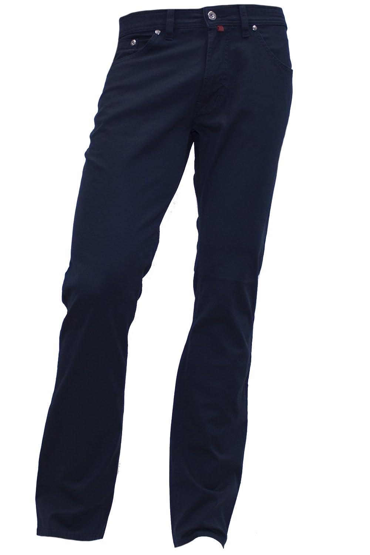 Pierre Cardin Pima Cotton-Stretch Regular Fit Hose Style Deauville - 30er-36er-Länge