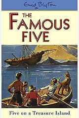 Five on a Treasure Island (Famous Five) Paperback