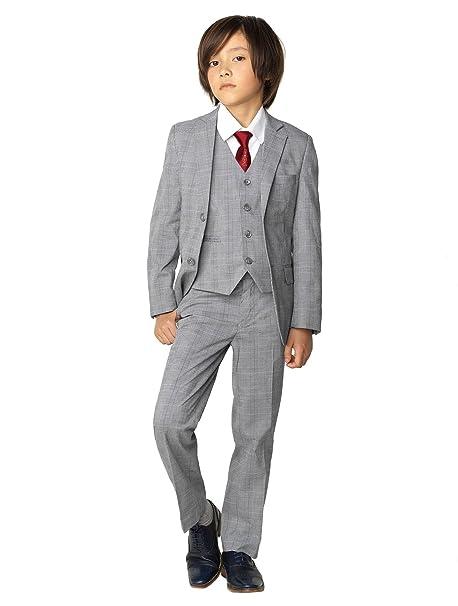 Paisley of London - Traje - para niño Gris Gris 10 Años ...