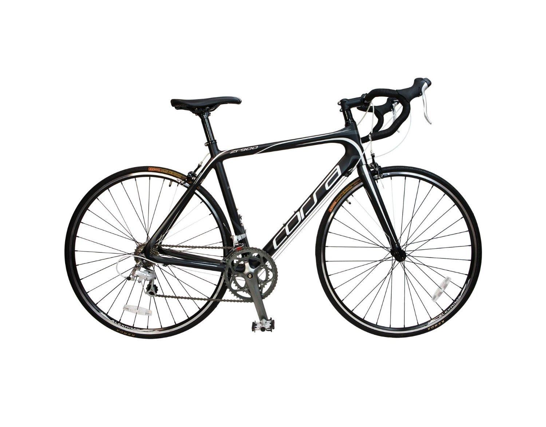 Alton アルトン コルサ ZR-900 カーボン フレーム ロード バイク 18インチ/Medium ブラック/ホワイト【並行輸入品】+NONOKUROオリジナルグッズ B00L9BEJY2