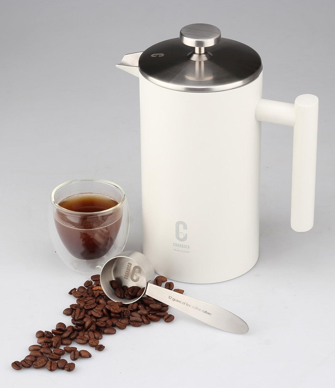 Weihnachtsgeschenk für Kaffeeliebhaber - Die French Press von caribica