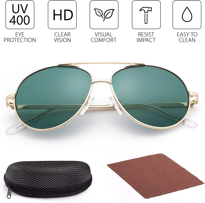 Gap Kids Girl Aviator Sunglasses Sun Shades 100/% UV Protection Purple One Size
