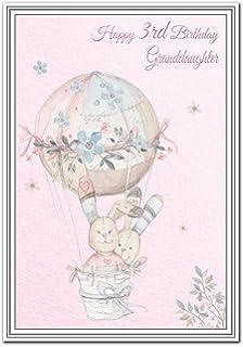 Hallmark Warner Bros 3rd Birthday Card For Granddaughter