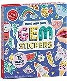 Klutz Make Your Own Gem Stickers Craft Kit