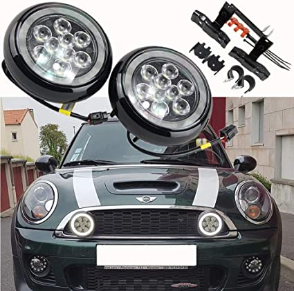 Mini Cooper LED Rally Driving Lights – NSLUMO coche LED Proyector ...