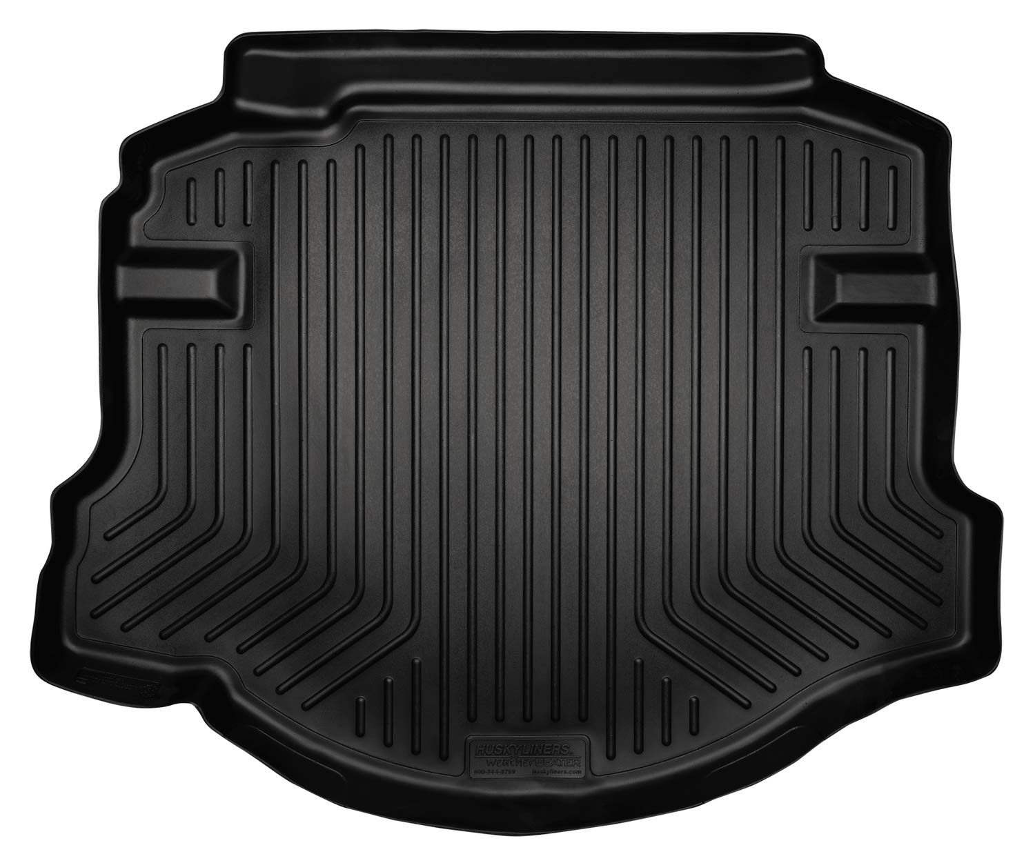 Husky Liners Custom Fit WeatherBeater Trunk Liner for Select Honda Civic Models Black