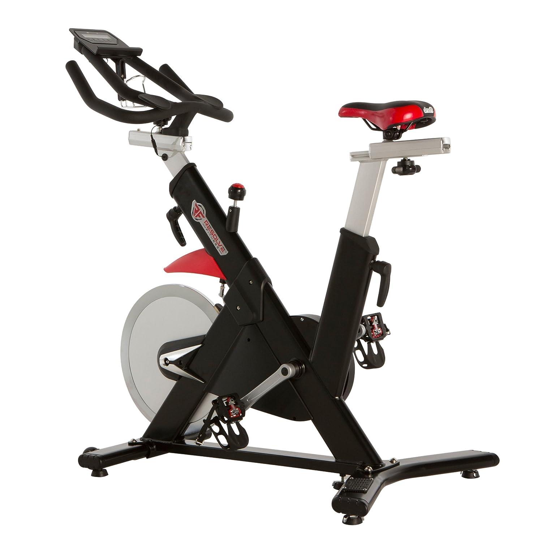 解決Fitness rf1 Commercialインドアサイクル、ブラック B07D48DKVH