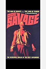 The Man of Bronze (Doc Savage Book 1) Kindle Edition