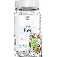 Keto Plus Actives PM+ (60 CAPS + 45 TIRAS) - Kit Keto Quemagrasas potente y rapido, Quema grasas mientras duermes…