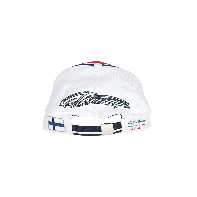 Alfa Romeo Racing F1 2019 Kimi Raikkonen Bonnet de Baseball
