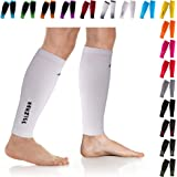 Amazon Com Tofly Calf Compression Sleeve For Men Women 1 Pair Footless Compression Socks 20 30mmhg For Leg Support Shin Splint Pain Relief Swelling Varicose Veins Maternity Nursing Travel Beige Xxl Health