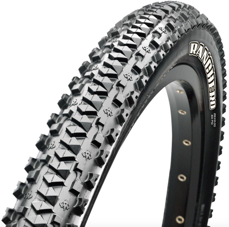 Neumático Maxxis Ranchero 26x2.00 Rígido: Amazon.es: Deportes y ...