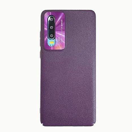 NiaCoCo Compatible con Huawei P30 PC Hard Shell Ultradelgado Resistente a los Arañazos Carcasa de Telefono Estuche Protector+1PCS Protector de Pantalla: Amazon.es: Electrónica