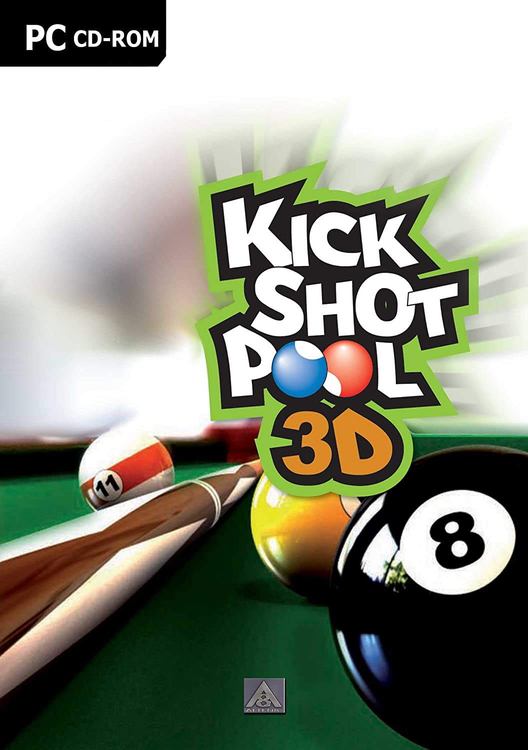 Kick Shot Pool - 3d: Amazon.es: Electrónica