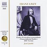 Liszt: Complete Piano Music Vol.2 - Etudes D'execution Transcendante