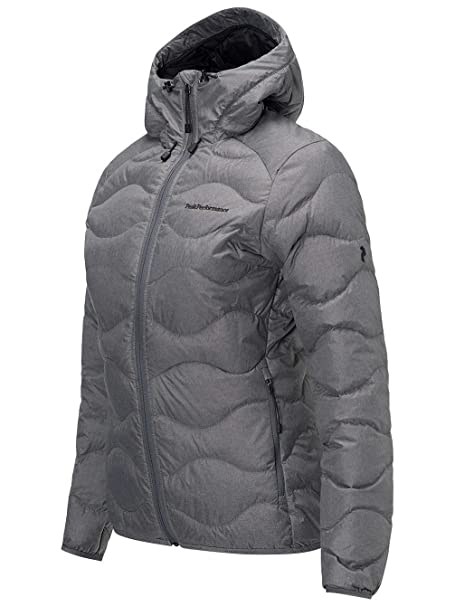 Peak Performance Damen Outdoor Jacke Helium Hood Melange