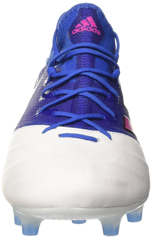info for 52b8a 05b7e adidas Ace 17.1 Leather FG, Botas de fútbol para Hombre  Amazon.es  Zapatos  y complementos
