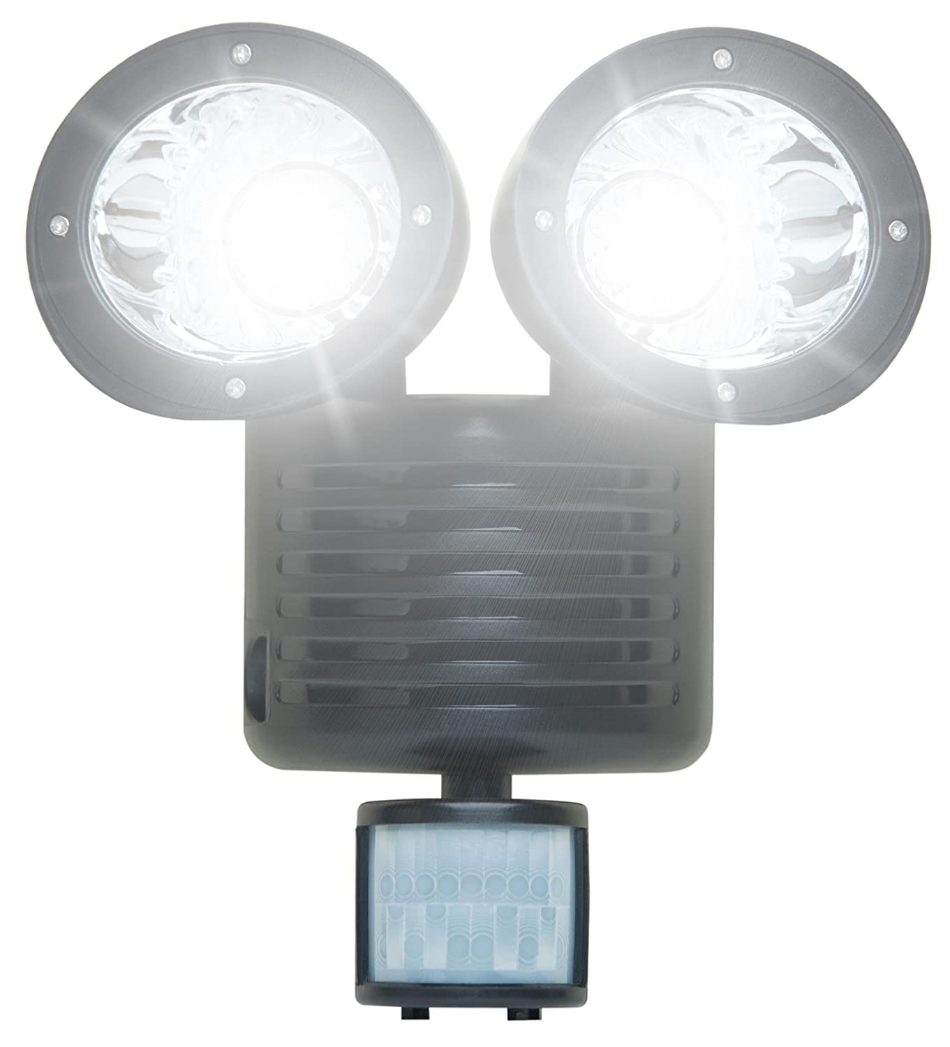 22 LED Solar Powered Security Light - Waterproof and comes with Built-in PIR Motion and Night Sensor - Lamp for Outdoor, Garden, Fence, Patio, Yard, Walkway, Driveway, Stairs, Outside, Wall, Garage, Shed, Path by SPV Lights: The Solar Lights & Solar L