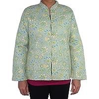 tiryiity Winter Women Jackets Cotton Padded Hooded Coat Medium Long Parkas