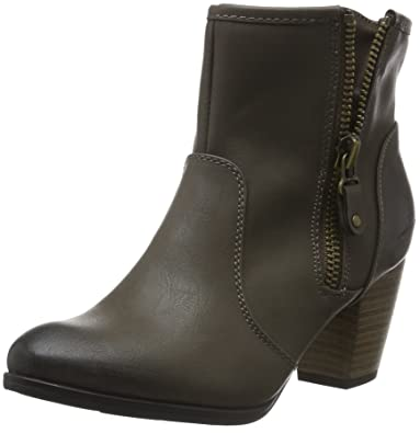 d978347462a7c7 TOM TAILOR Damen 8599902 Kurzschaft Stiefel  Amazon.de  Schuhe ...