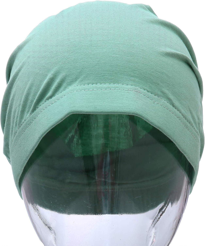 WDSKY Womens Chemo Cap Cancer Beanie Hat Sleep Bamboo Headwear