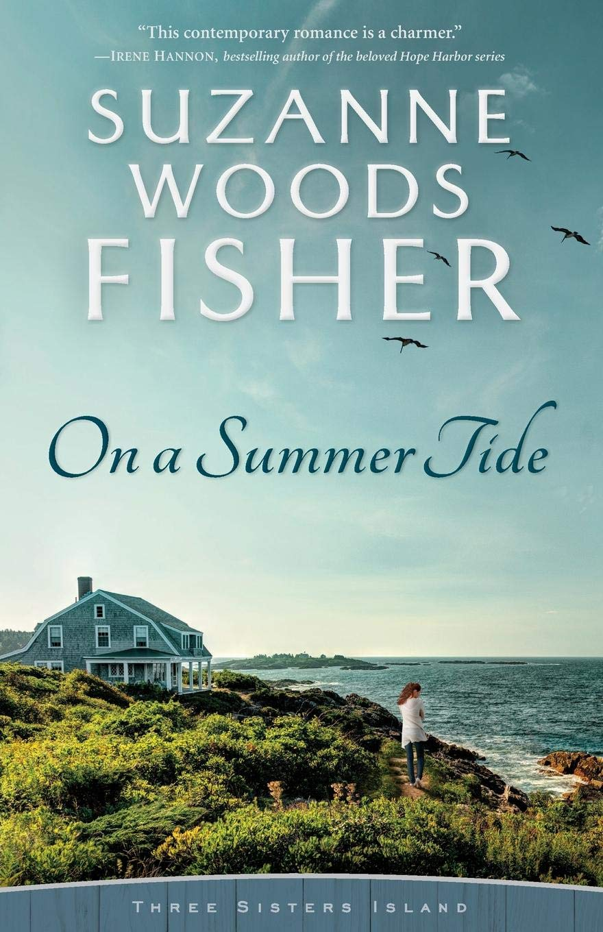 On a Summer Tide (Three Sisters Island): Woods Fisher ...