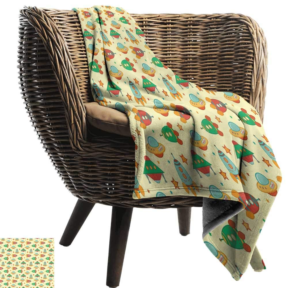 WinfreyDecor 宇宙ブランケットシート 宇宙星雲 銀河星 星雲 木と星 宇宙プリント ソファ 椅子 マルチカラー 84