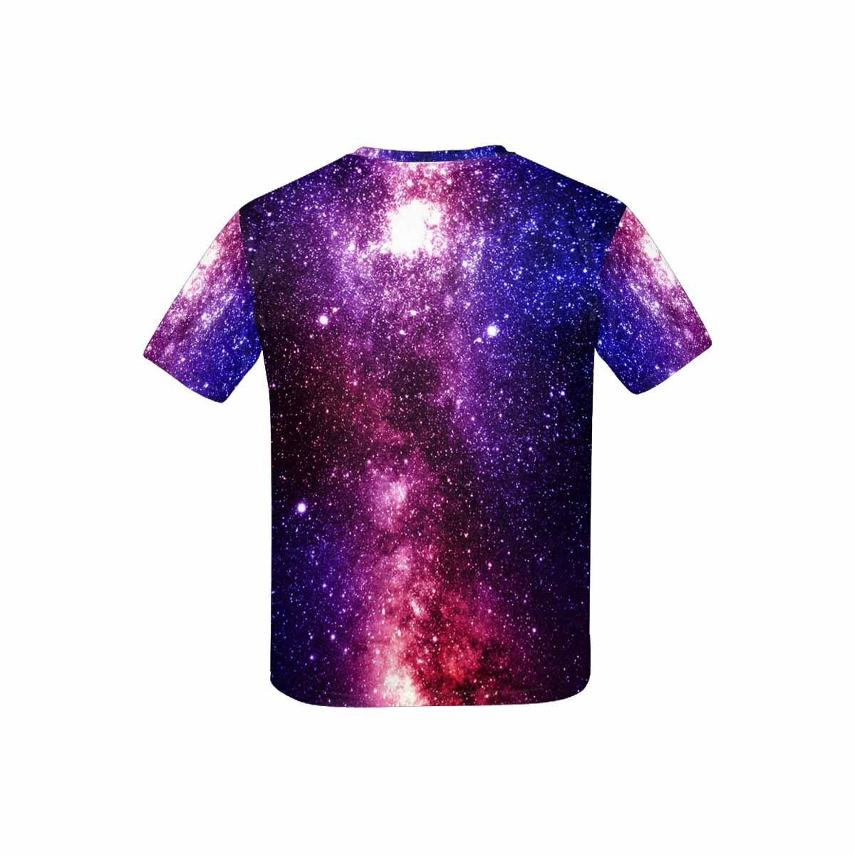 Amazon Interestprint Childs T Shirt Galaxy Print Xs Xl Clothing