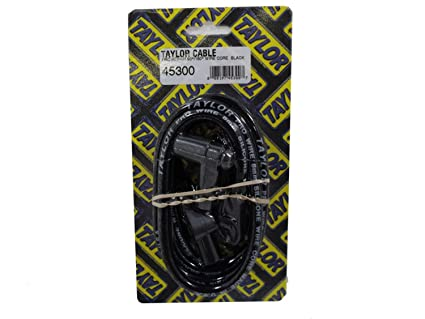 Amazon.com: Taylor 45300 Black Pro Spark Plug Wire Repair ...