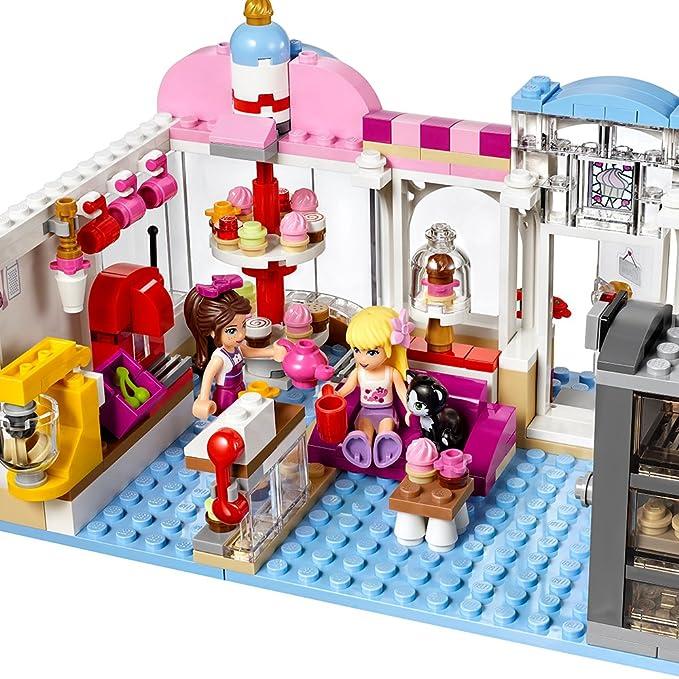 Amazon Lego Friends Heartlake Cupcake Caf 41119 Toys Games