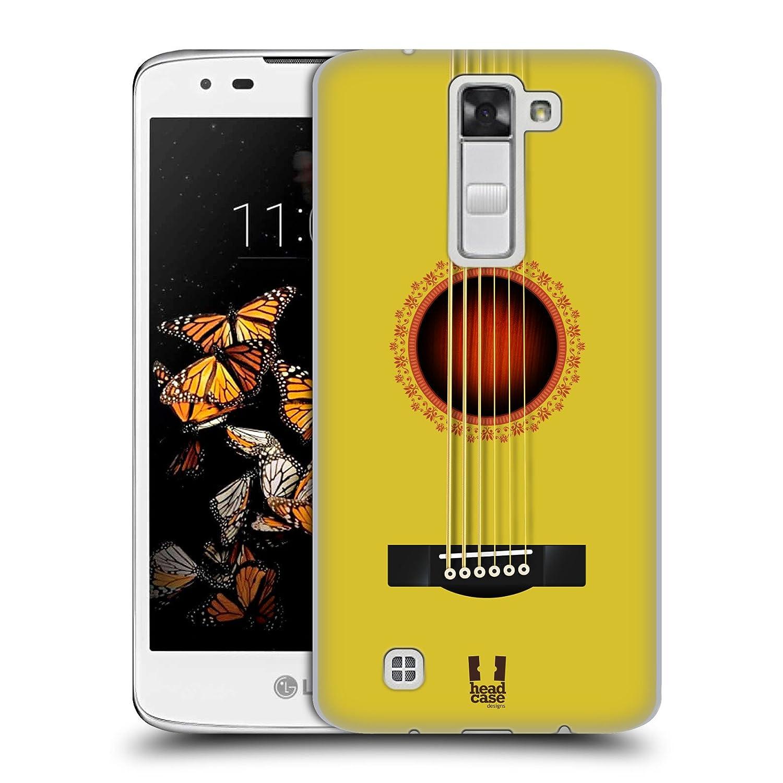 Head Case Designs guitarra acústica carcasa rígida para LG ...
