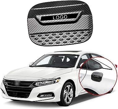 Carbon Fiber Pattern Dashboard Air AC Vent Cover Trim For Honda Accord 2018-2019