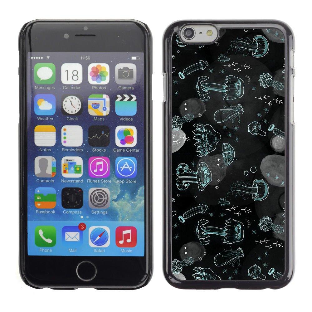 Koko Case Apple Iphone 6 Jellyfish Water Sea Ocean