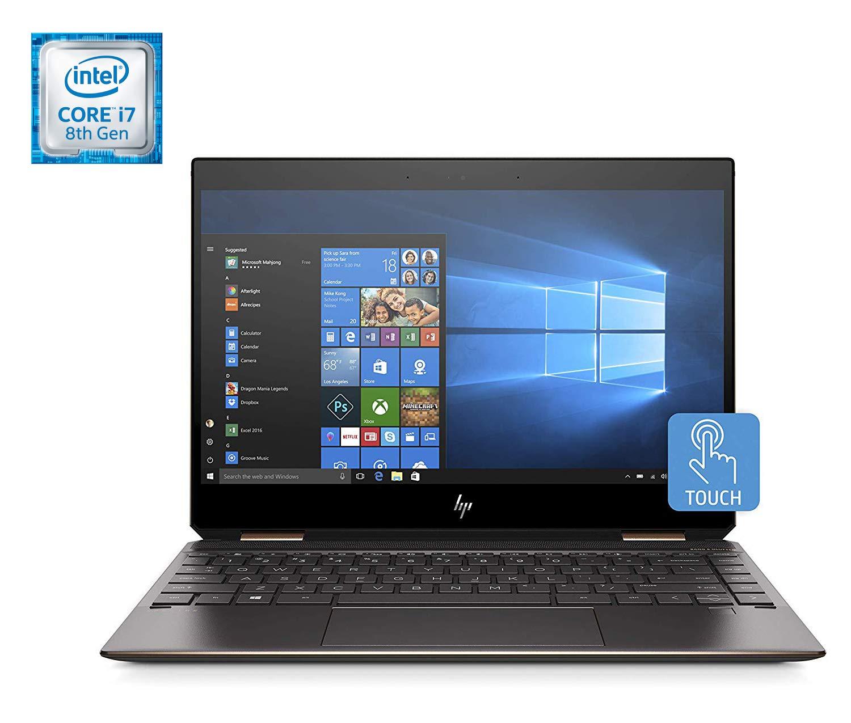 HP Spectre x360 13-ap0003ns - Ordenador portátil convertible táctil de 13.3