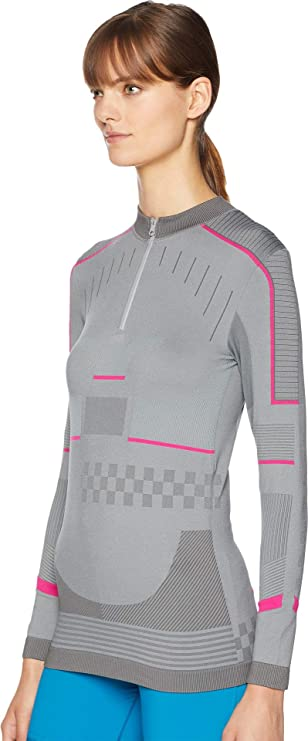 8a38a925 adidas by Stella McCartney Womens Training Seamless Long Sleeve DM7603 at  Amazon Women's Clothing store: