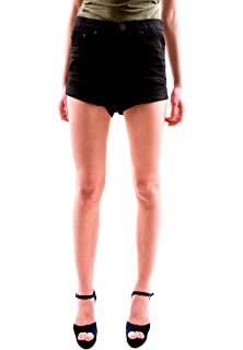 Rollers, Short Femme, Rose (Hotpink), 38 (Taille Fabricant: 26)One Teaspoon